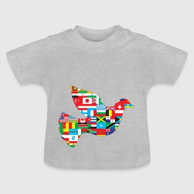 Bird nations - Baby T-Shirt