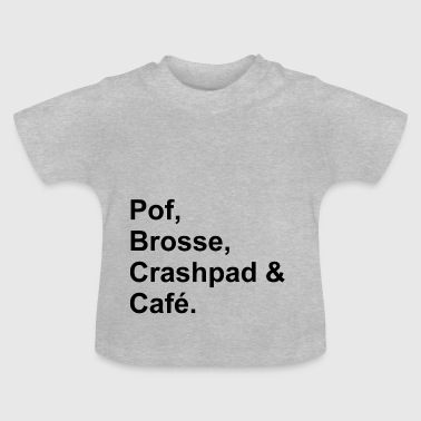 Cafe - Baby T-Shirt