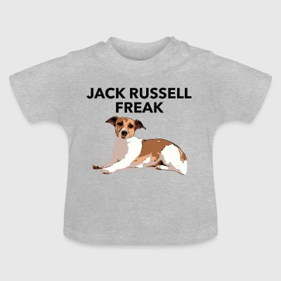 Jack Russel Freak - Baby T-Shirt
