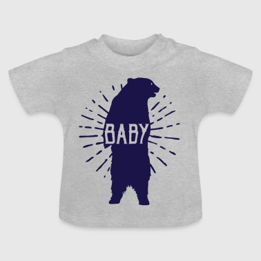 Baby Bear Mother s Day - Baby T-Shirt