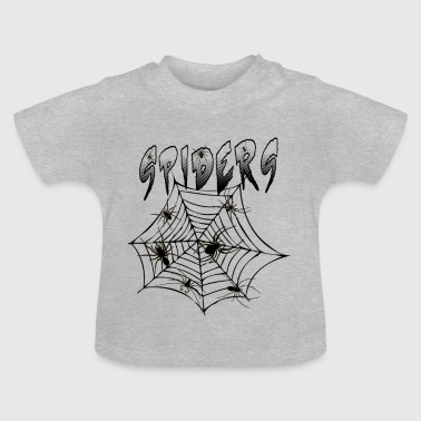 spiders - Baby T-Shirt