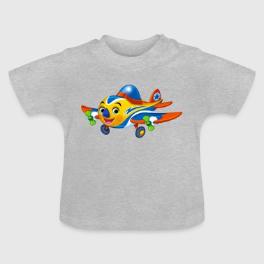 Airplane Arthur Collection - Baby-T-skjorte