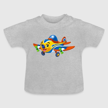 Vliegtuig Arthur Collection - Baby T-shirt
