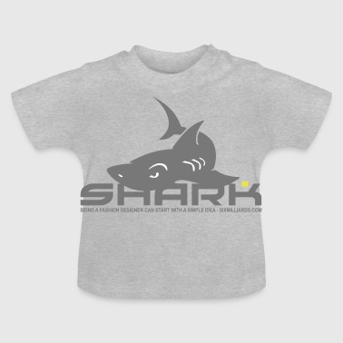 shark-sixmilliards.com - T-shirt Bébé
