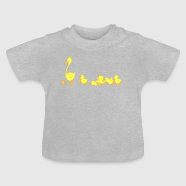 Ducks - Baby T-Shirt