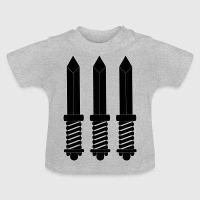 weapons - Baby T-Shirt