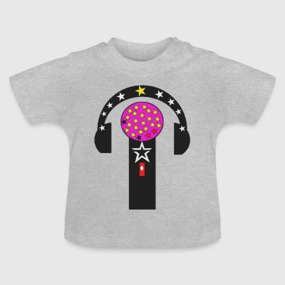 microphone - Baby T-Shirt