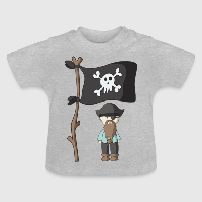 pirate - Baby T-Shirt