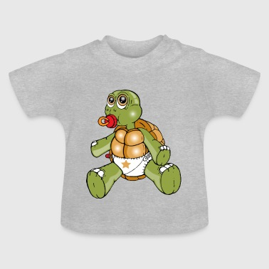 TURTLE TODDLER - Baby T-Shirt
