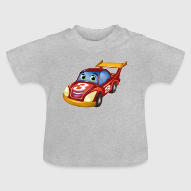 Arthur Racing Car Collection - Baby-T-skjorte