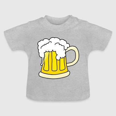 Beer glass - Baby T-Shirt