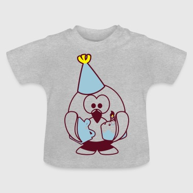 Linux viering - Baby T-shirt