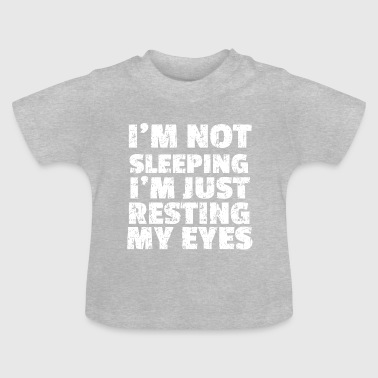 IKKE SOVE - Baby T-shirt