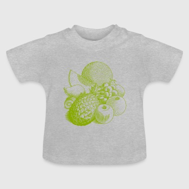 fruits - T-shirt Bébé