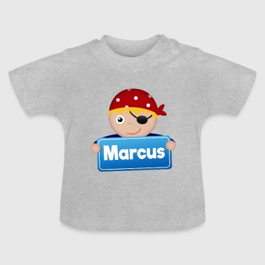 Petit Pirate Marcus - T-shirt Bébé