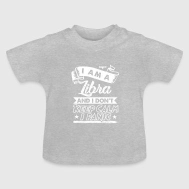 suchbegriff 39 sternzeichen waage 39 baby t shirts online bestellen spreadshirt. Black Bedroom Furniture Sets. Home Design Ideas