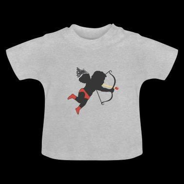 El Cupido schwarz Perfect Match - Baby T-Shirt