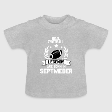 Real Football - American Football! Legende! - Baby T-Shirt
