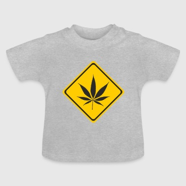 Shield - Cannabis - Baby T-shirt