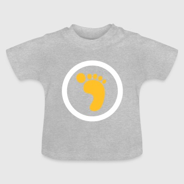 Ecological Footprint - Baby T-Shirt