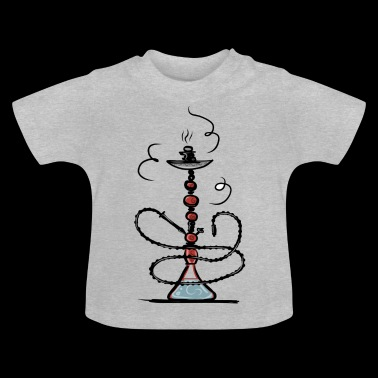 Hookah Graphic - Baby T-Shirt