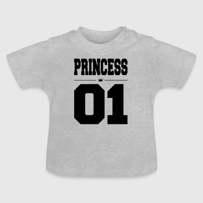 PRINCESS - Baby T-Shirt