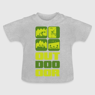 Outdoor - Baby T-Shirt