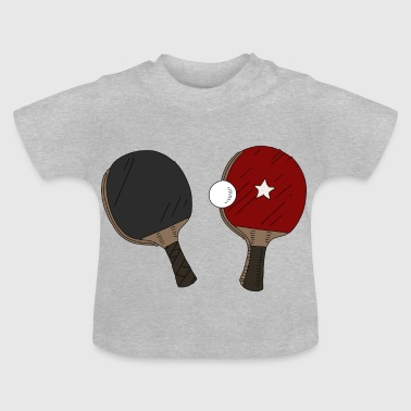 Table Tennis - Baby T-Shirt