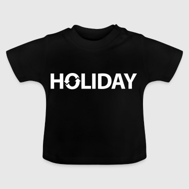 Holiday recension T-shirts - Baby-T-shirt