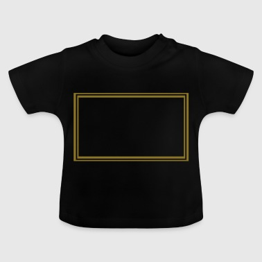 picture frame_1_2 - Baby T-shirt