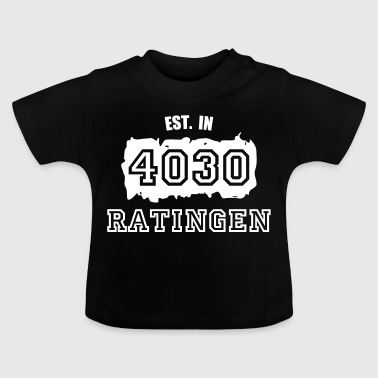 Established 4030 Ratingen - Baby T-Shirt