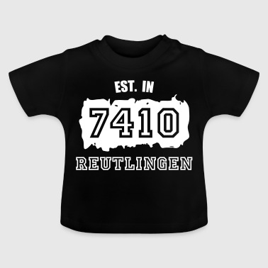 Established 7410 Reutlingen - Baby T-Shirt