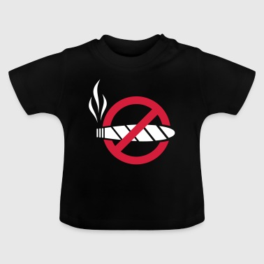 No Smoking - Baby T-Shirt