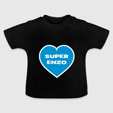 Super Enzo - T-shirt Bébé
