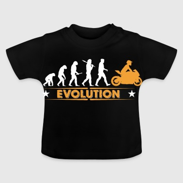 Biker - Evolution - T-shirt Bébé