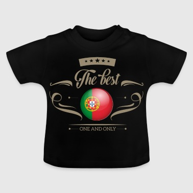 The Best Portugal - Baby T-Shirt