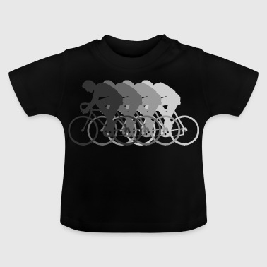 rennrad racing wheel vélo - Baby T-Shirt