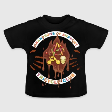 Grandsons of Anarchy 7 - Baby T-Shirt