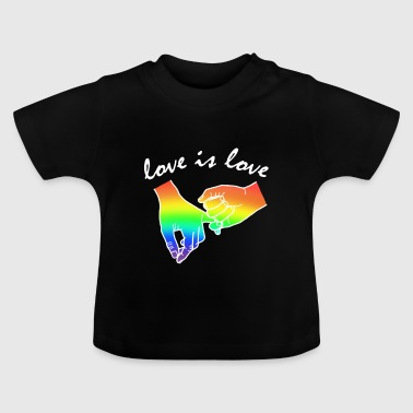 Gay Pride - T-shirt Bébé