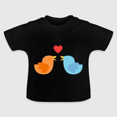 birdies - Camiseta bebé