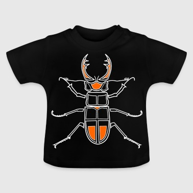 stag beetle - Baby T-Shirt
