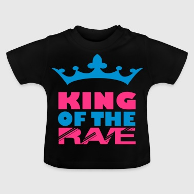 king of the rave - Baby T-Shirt
