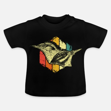 Bird-watching watching birds - Baby T-Shirt