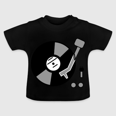record - Baby T-shirt