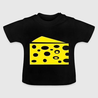 Cheese Food Food Food Funny Gift - Baby T-Shirt