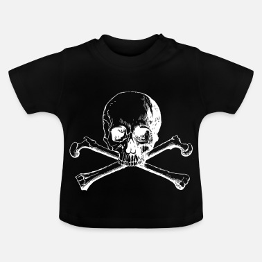 Shop Skull And Crossbones Baby Clothing Online Spreadshirt