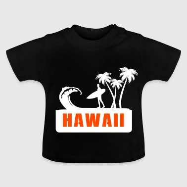 Hawaii - Baby-T-skjorte