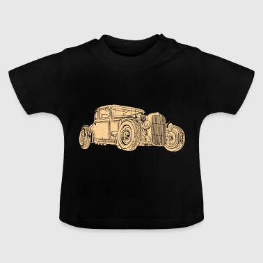 Hot Rod - T-shirt Bébé