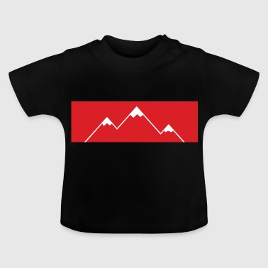 The mountain calls! - Mountains, mountains - Baby T-Shirt