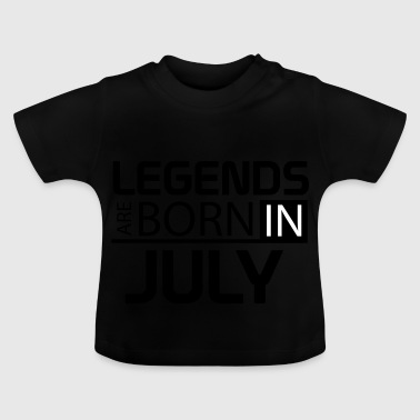 july - Baby T-Shirt